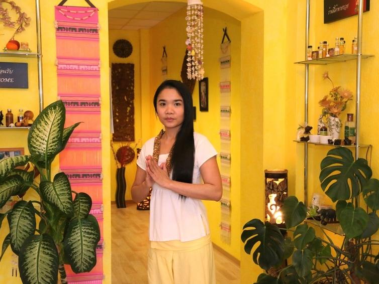 Thai massage dresden neustadt